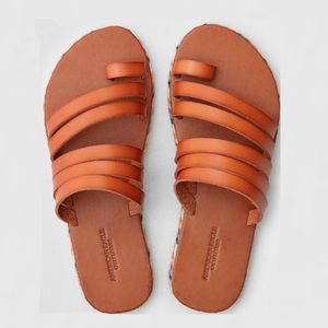 American Eagle Toe-ring Sandals